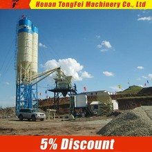 High Inquiry! HZS50 Macon Concrete Batching Plant