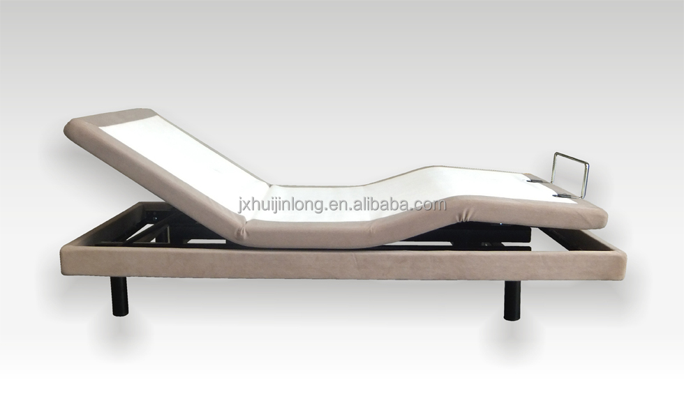 electric massage lift reline relax sexy adjustable TV bed / king queen size