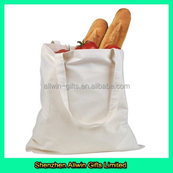 Hot Selling Organic Cotton String Bag Tote Organic Cotton Bag