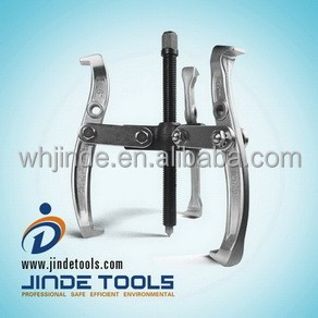 3-Jaw Gear Puller 100mm, adjustabe hand tool
