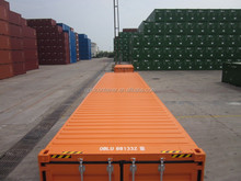 40HC orange new shipping container for sale