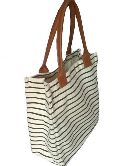 fashion durable eco cotton canvas tote bag