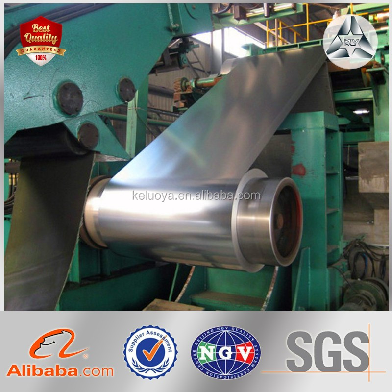 SGCC Hot Dipped GI Coil Hot Dip GI Steel Coil Made in China Hot Dipped Galvanized Steel Coil