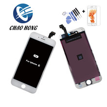 wholesale repair parts cell phone touch screen for iphone6 lcd,lcd for iphone 6 touch screen digitizer