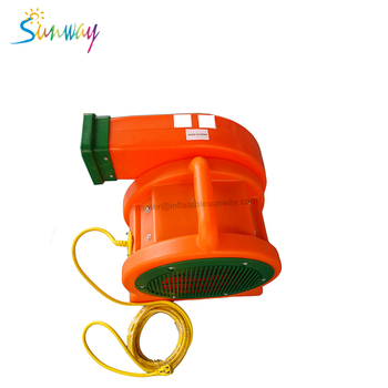 1500W blower with low noise for inflatable tents inflatable slide