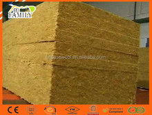 Not burning Non-toxic Good dimensional stability rock wool board