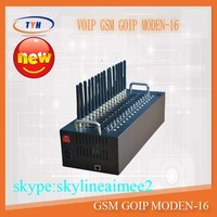 Multi ports GSM gprs16 ports SMS Modem for high speed test