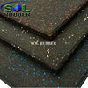 Wholesale High Impact Rubber Gym Flooring