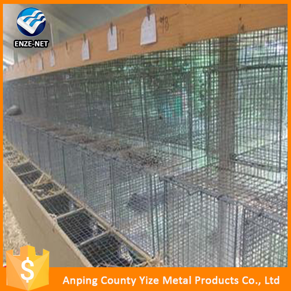 Hot selling high quality mink cage/high quality nesting box/mink pet cage
