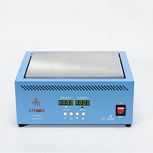 Factory direct sale thermostatic digital display welding rework station heating plate preheating station