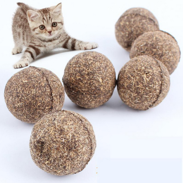 pet accessories wholesale cat toys catnip ball