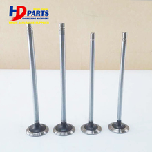 Intake Exhaust Engine Valve 3126 With Valve Guide And Seat