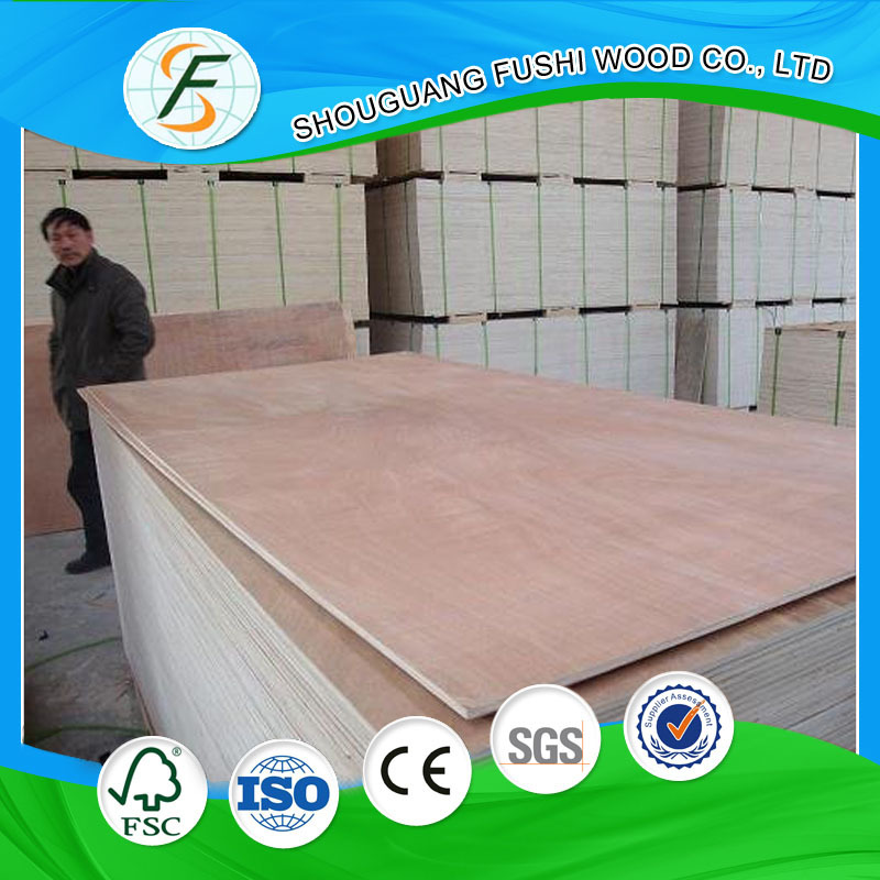 Poplar LVL Laminated Veneer Lumber Plywood For Packing Box With Competitive Price