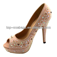 2013 fashion elegant designer high heel women dress shoes