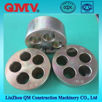 Building materials high strength anchor head