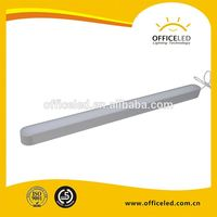 T8 waterproof ip65 fluorescent lighting fixture 18w