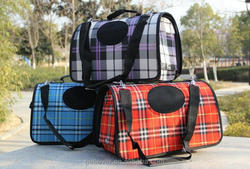Good quality canvas dog carrier