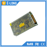High quality led driver switching power supply 220v ac to dc 240w 24v10a single output with ce fcc rohs
