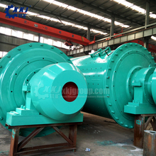 Copper ore gold grinding continuous ball mill