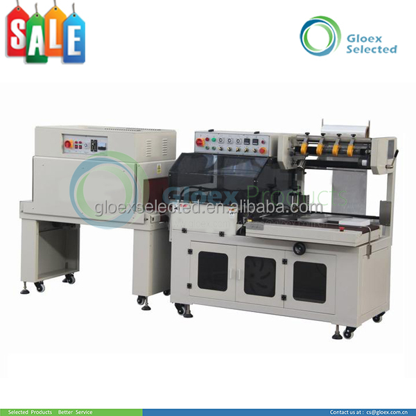 Quality Suppliers Automatic Skateboard Shrink Packing Machine Heat Shrink Wrapping Machine