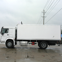 Mini cold freezer transport truck 5 tonne GVW Refrigerated Box Vans for sale