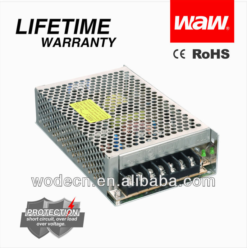 NES 100W 48V universal power supply with CE ROHS approved