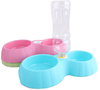 New Style Candy Color Pet Feed Water Dish Food Bowl Hot Puppy Bowl of high quality