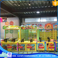 indoor playground shooting game machine equipment