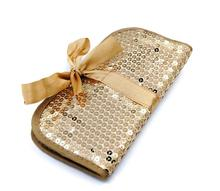 Shiny Glitter Make-Up Bag/Brush Bag for 7pcs