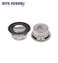 High Quality Loudspeaker For Portable Music Box 33mm 4ohm speaker parts