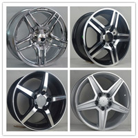 wheel rim/wheel hub for the different size car