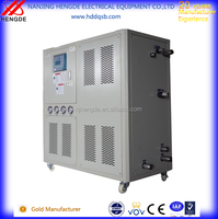10HP Excellent Industrial Glycol Water Cooled Chiller With R410A price