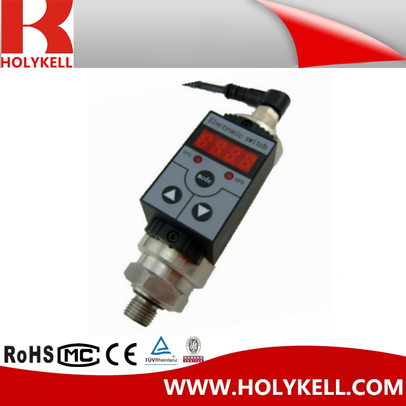 Holykell Low Air pressure switch 24V supply micro pressure switches with CE approved- PS300