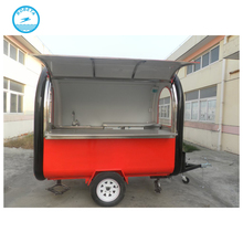 fast food caravan/food truck for sale malaysia/hot dog carts food cart for sale