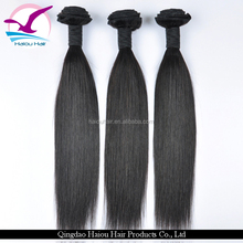 Best Selling Unprocessed Silky Straight 100 Pure Brazilian Human Hair
