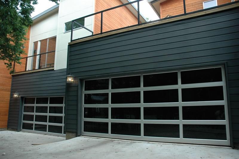 Industrial Garage Door industrial high quality tempered glass garage door kit/ window