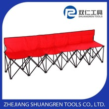 bench folding soccer bench