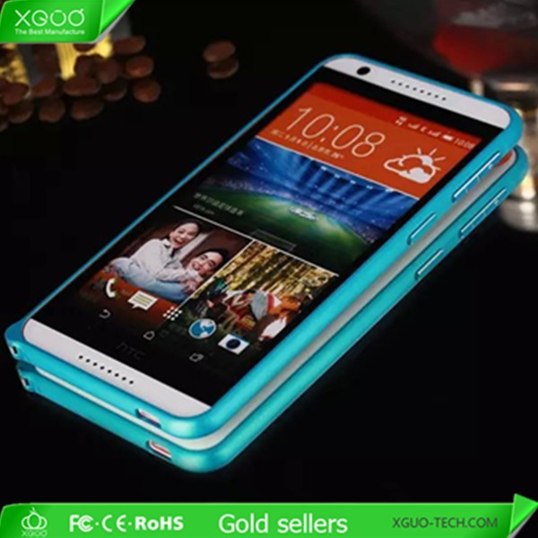 aluminium metal case for htc desire 820