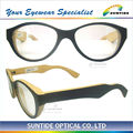 High Quality Wooden Eyewear (W3327)