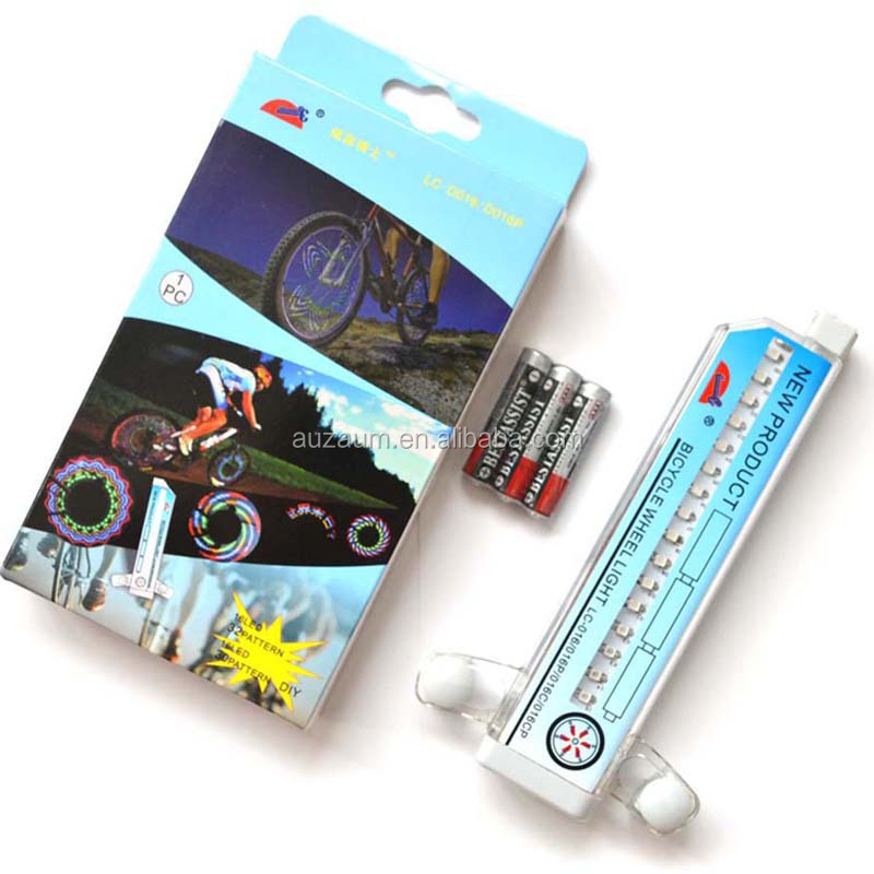 Factory price hot sell Colorful led bick light,bicycle wheel light,bike light led