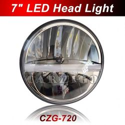 12volt 24volt DC latest released DOT SAE Emark approved sealed beam DOT LED head lamp