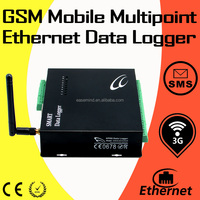 3g Data recorder for gsm network humidity and temperature transmitters