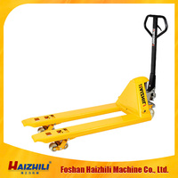 2500kg Material Handling Hydraulic Pump Hand Pallet Truck with Hand Brake