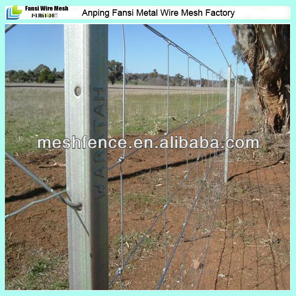 direct manufacturer welded wire agricultural china metal galvanized fence for outside dog
