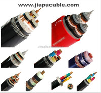 0.6/1kV copper 4mm 16mm 4 Cores 5 Cores pvc Power Cable