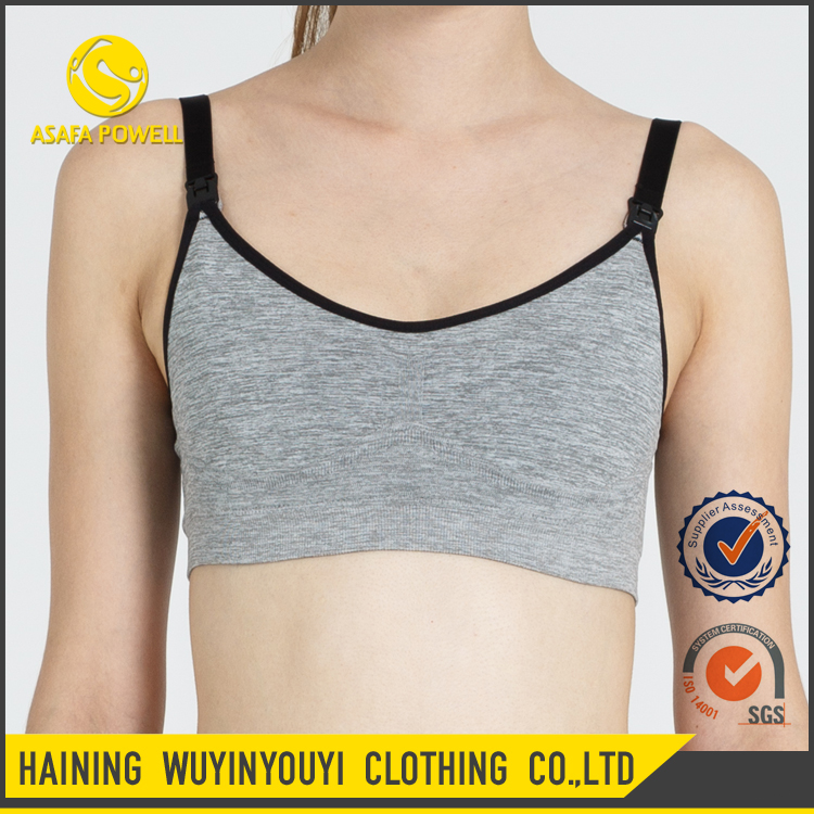 Wholesale Clothing Women New Comfort Strappy Sports Bra