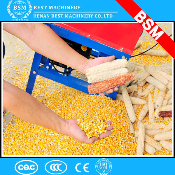 BSM brand cheap price Agricultural corn threshing machine / Maize thresher