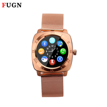 2017 Top selling metal bluetooth metal FS04 smart watch factory price for iphone/android Smart Watch