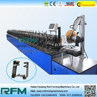 FX automatic steel shuttering roller door slat roll forming machinery