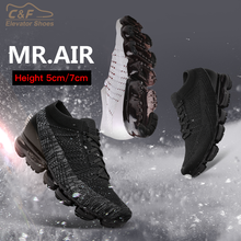 CF 2018 Trending Products Air Sport Shoes Handmade Mesh Sneaker Flyknit Running Trainers Max